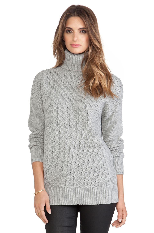 Lyst Demylee Ruth Turtleneck Sweater In Gray
