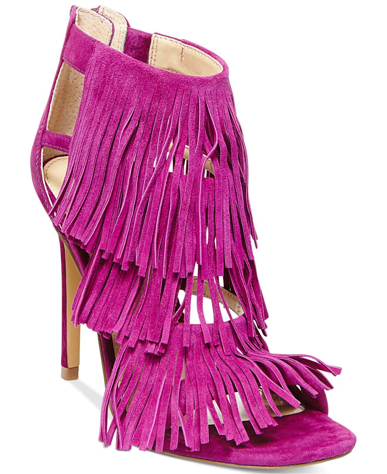 Lyst - Steve madden Women's Fringly in Purple