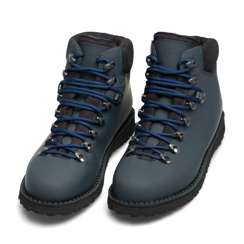 diemme roccia vet quilted boots in blue for lyst