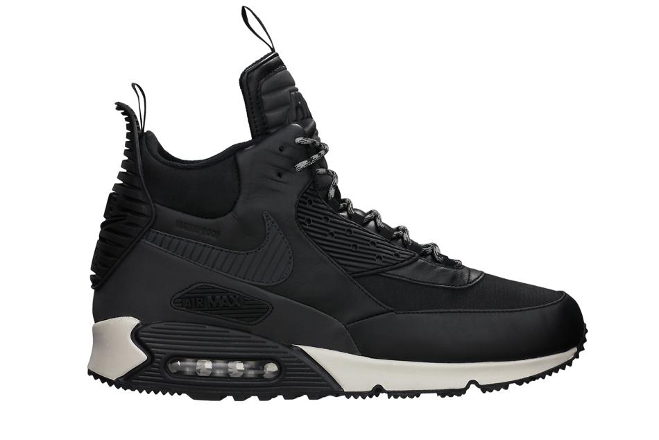 Nike Air Max 90 Sneakerboots in Black for Men - Lyst