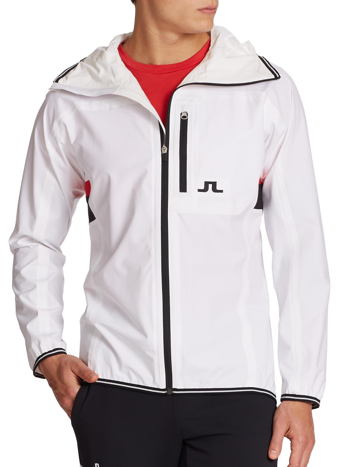 J lindeberg waterproof jacket
