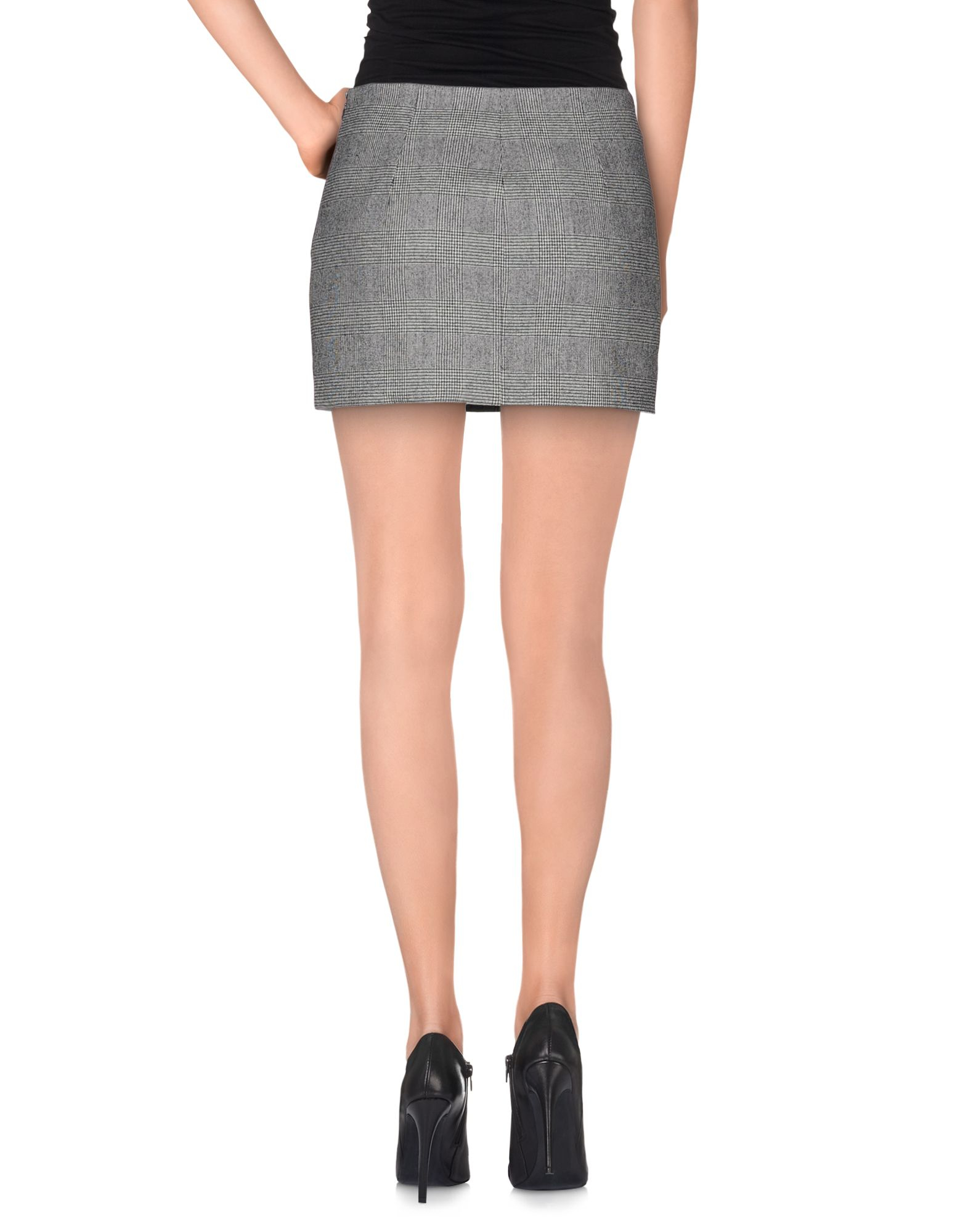 Grey Skirt 113