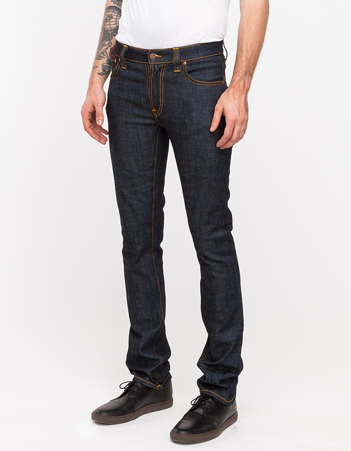 Nudie Jeans Thin Finn: Back 2 Black Jeans advise
