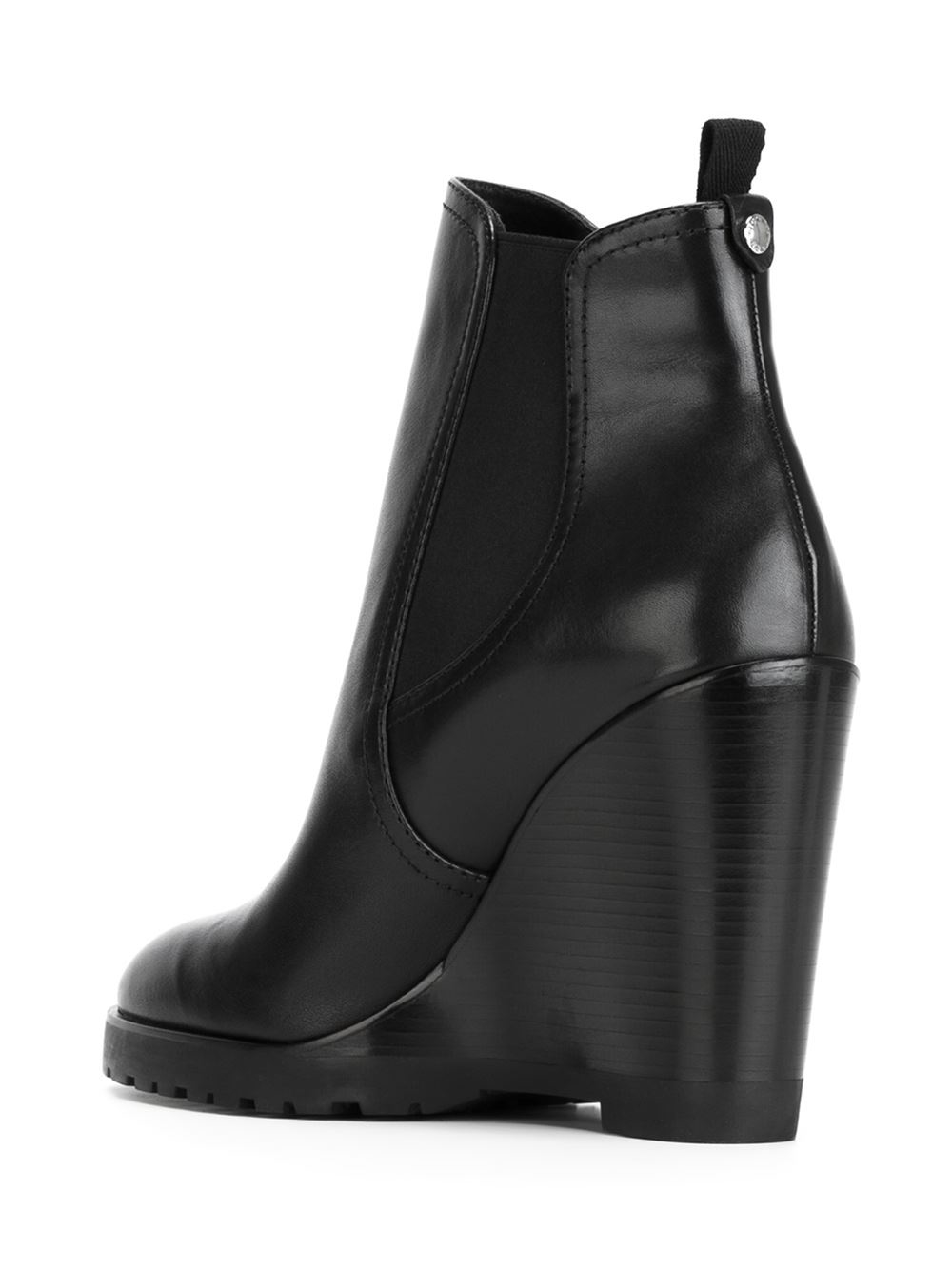 3505a76f0a6 Lyst - MICHAEL Michael Kors  thea  Boots in Black
