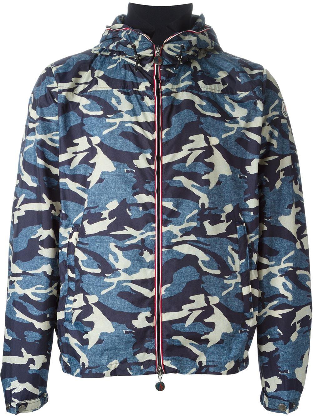 moncler jacket camo