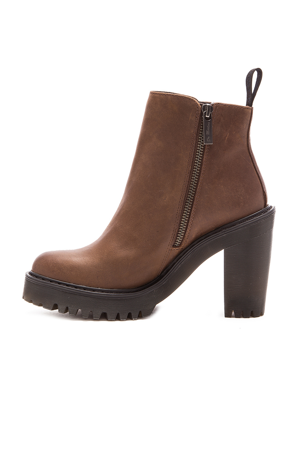 Dr. Martens Magdalena Ankle Zip Booties DQ72q80ua