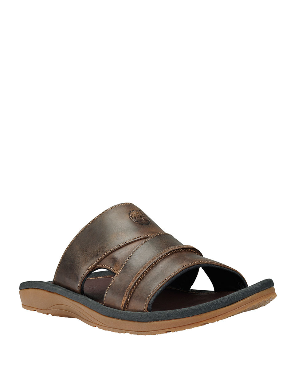 Lyst Timberland Earthkeepers Original Leather Slide