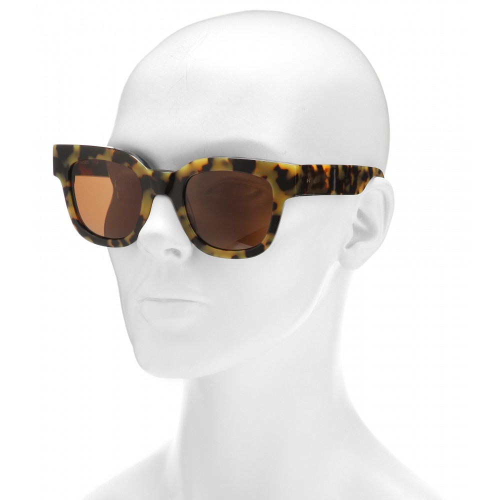 Sun Buddies Type 05 Sunglasses in Brown