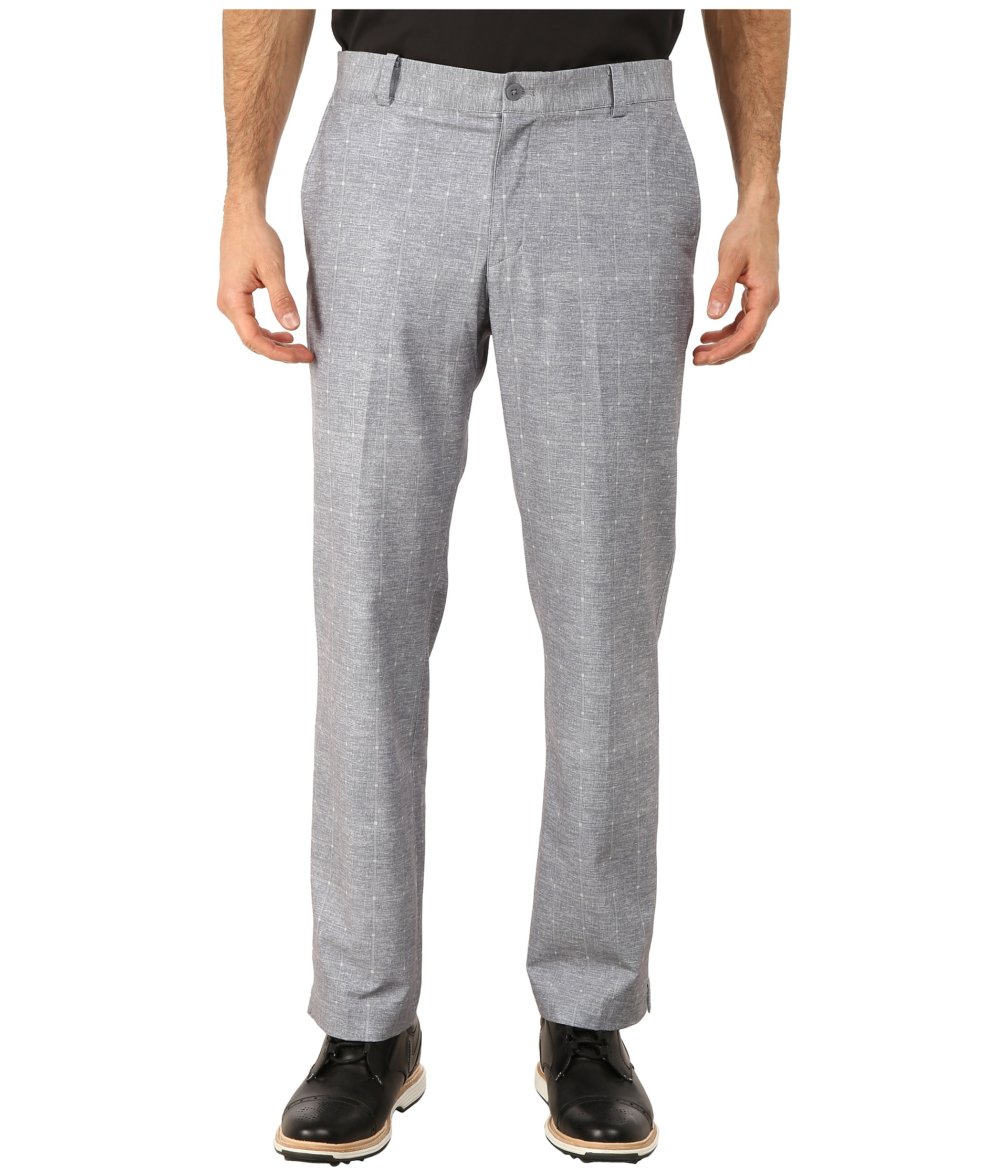 Nike Plaid Pant in Gray for Men | Lyst