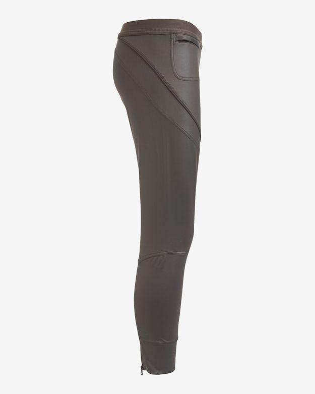 adidas zipper leggings