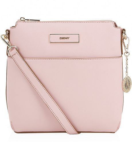 Dkny Bags Black Bag in Pink Gold Dkny