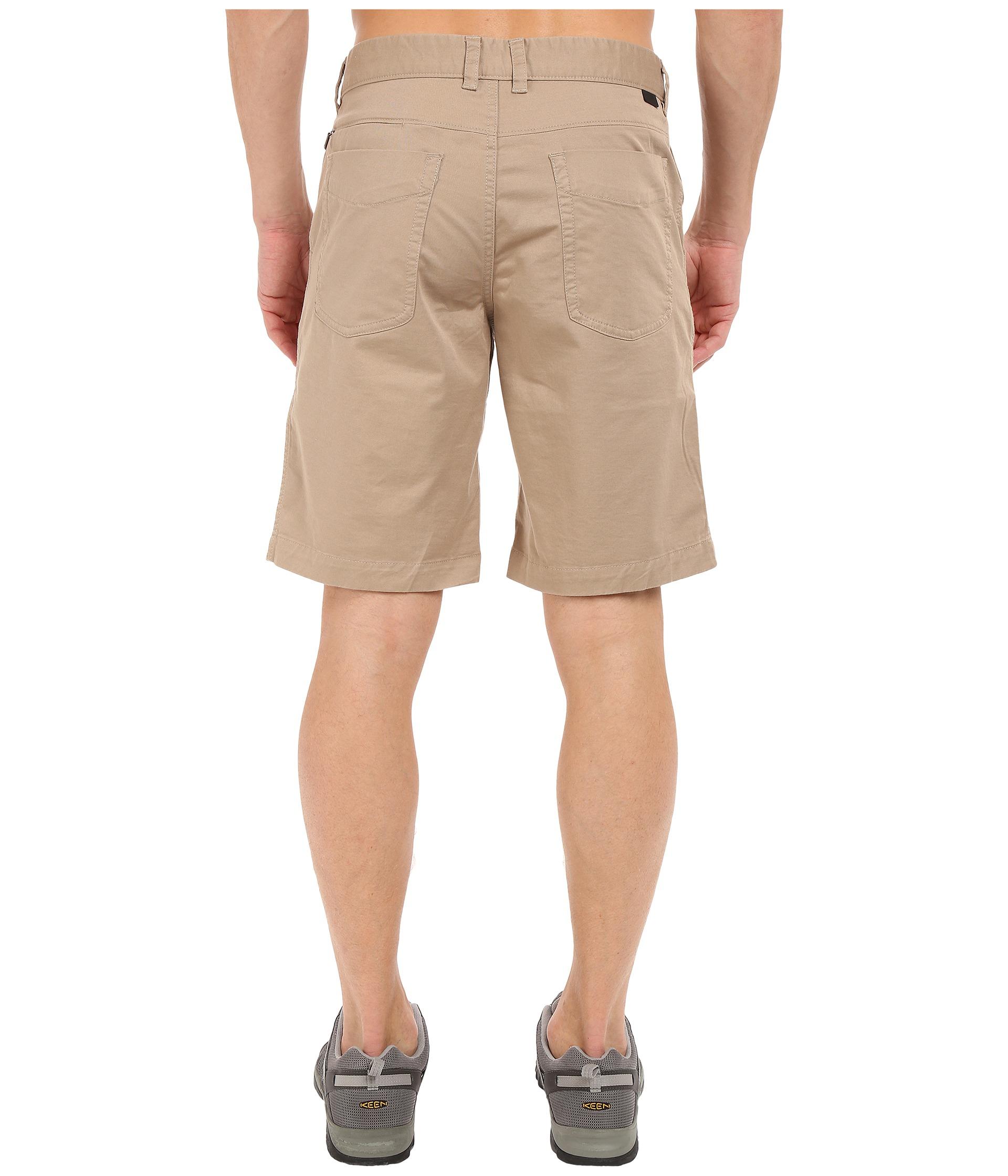59c45b3b0 The North Face Natural The Narrows Shorts for men