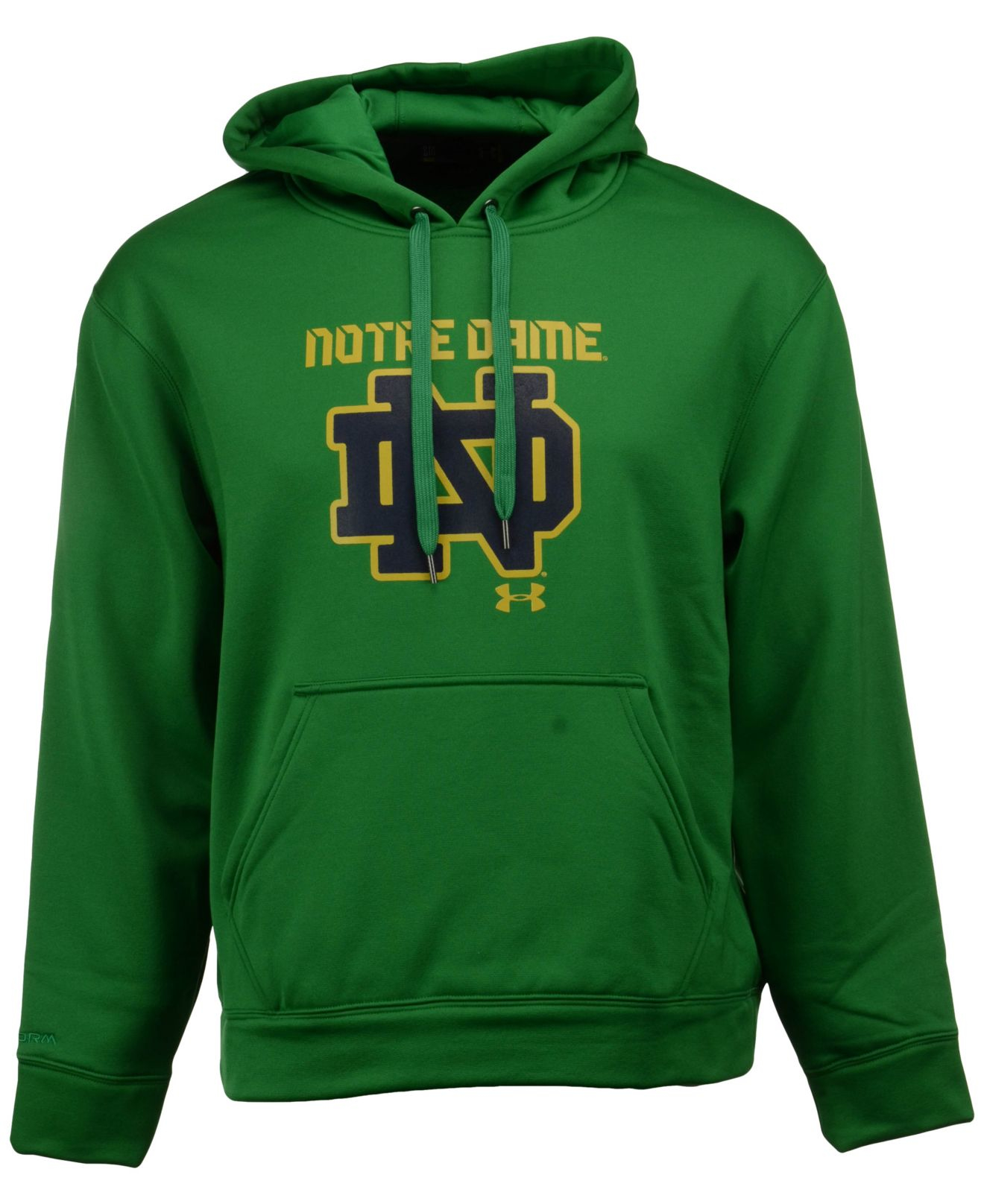 Lyst - Under Armour Men s Notre Dame Fighting Irish Fleece Hoodie in ... 322e03a5f