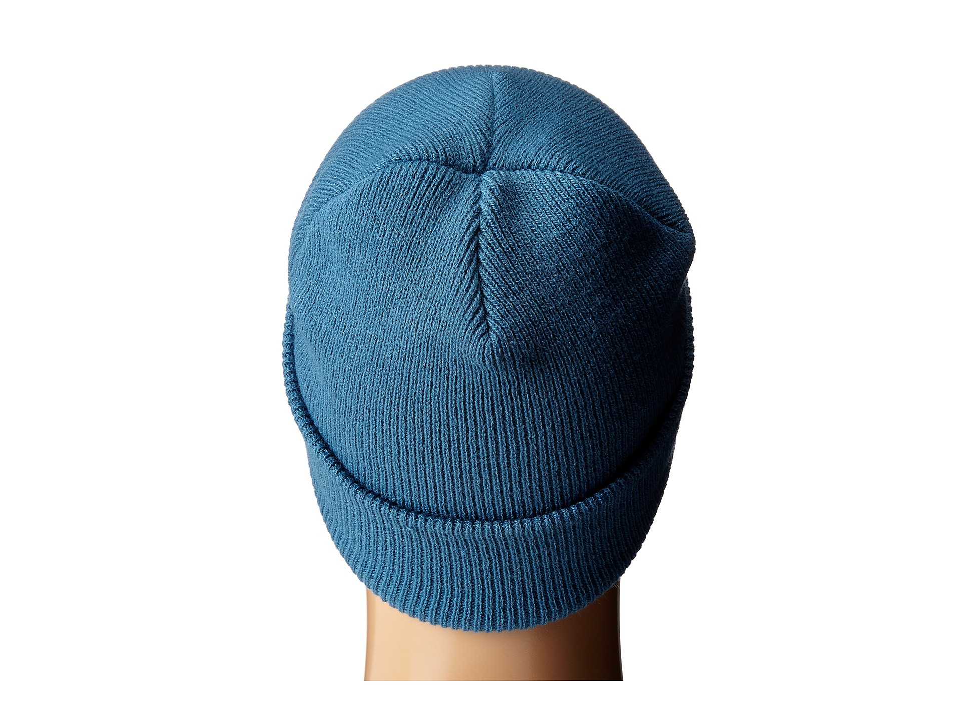 c9d30e06fa1c1 Lyst - Vans Milford Beanie in Blue for Men