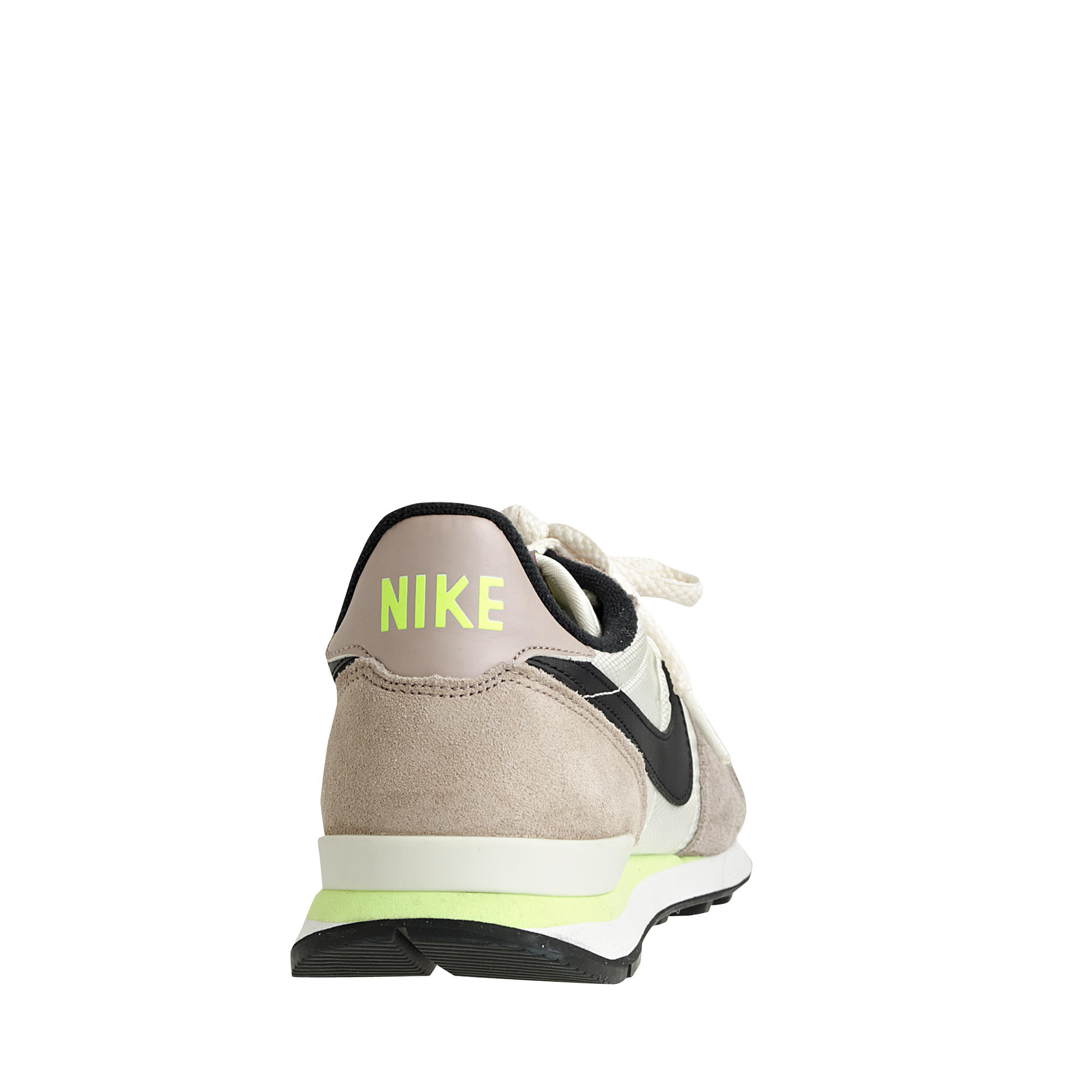 online store 917a1 b2df3 J.Crew Women s Nike Internationalist Sneakers in Brown - Lyst