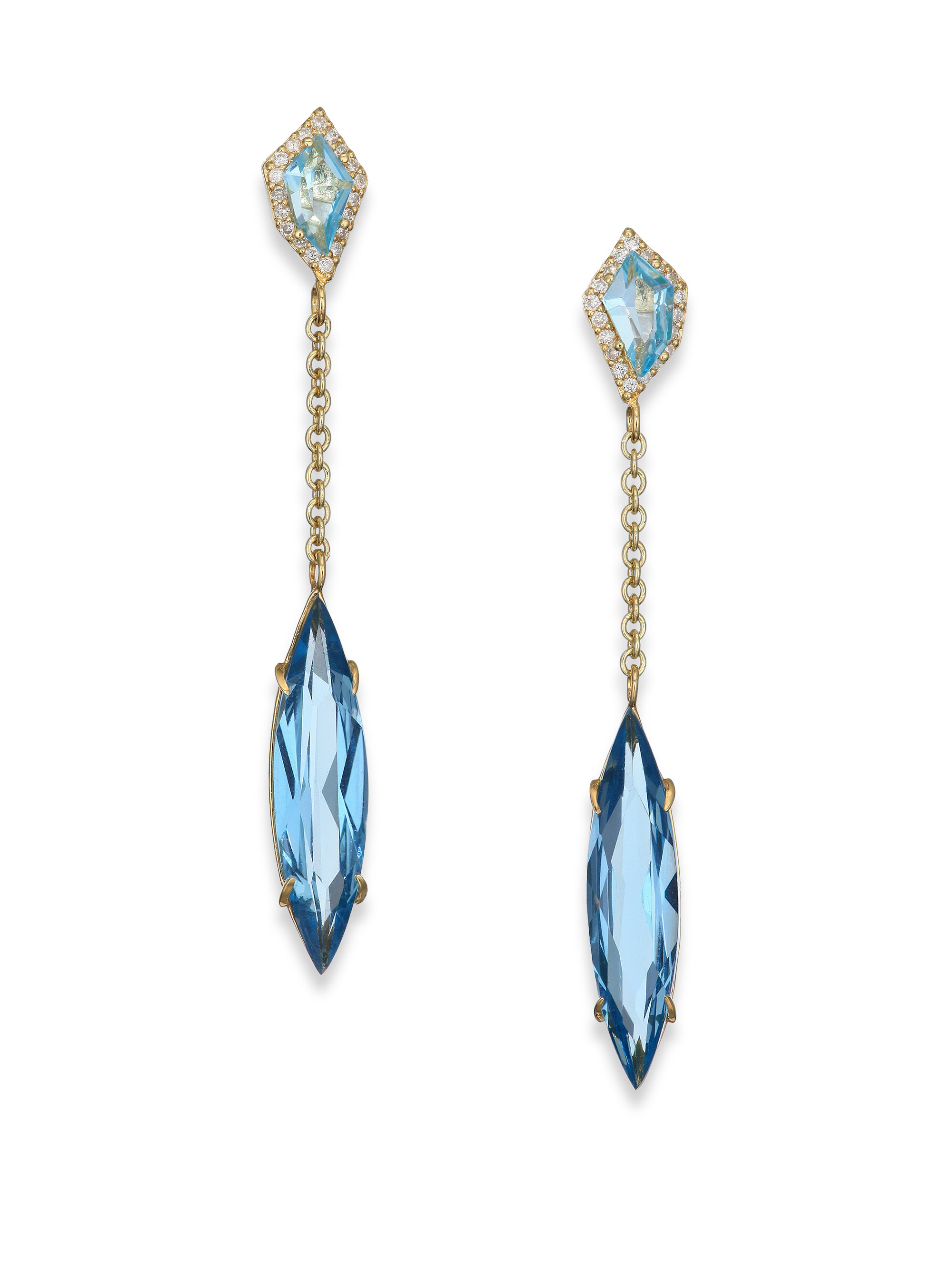 topaz earrings product jhanna of blue fine pearl fusion mother diamond