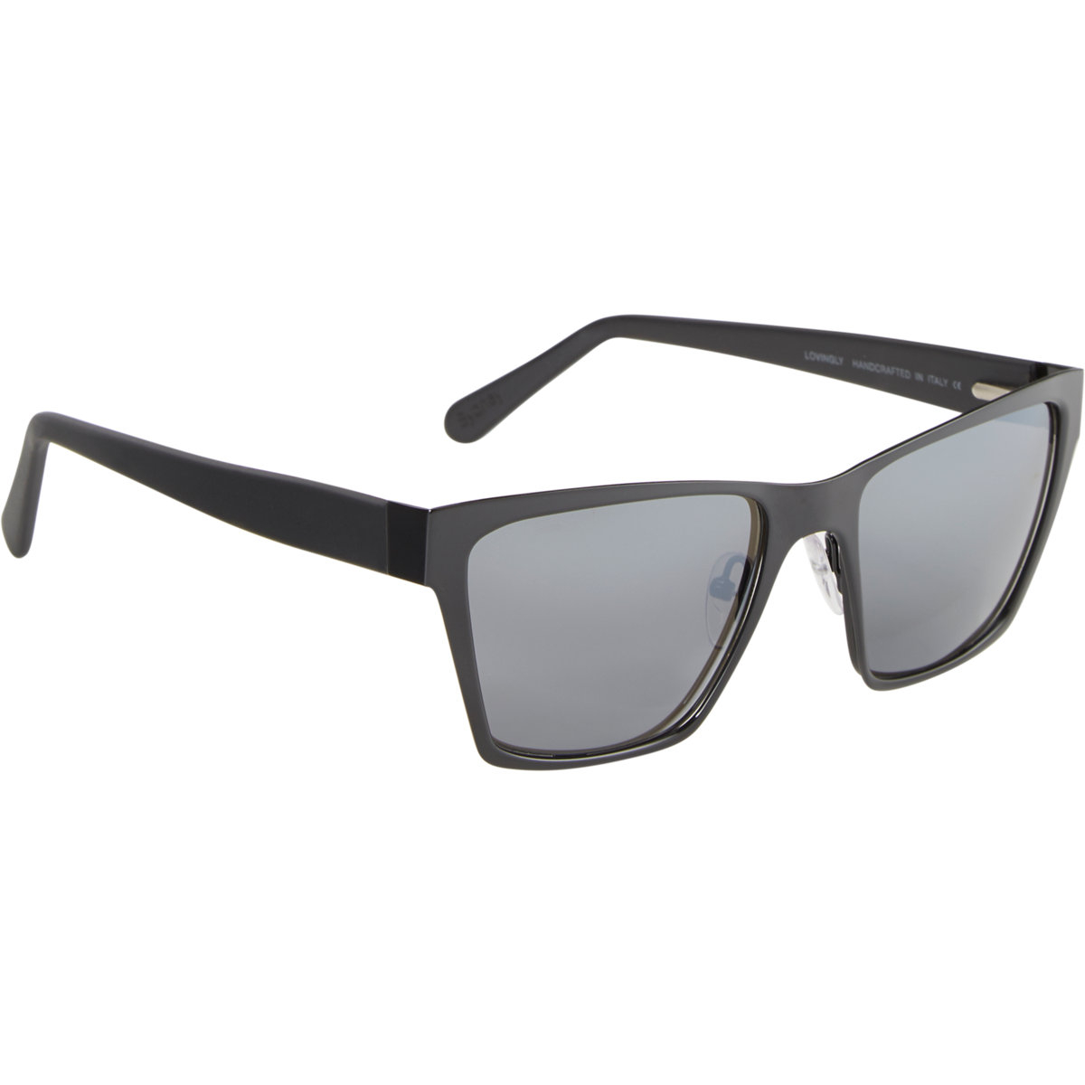 Prism Sydney Sunglasses  prism sydney sunglasses in black lyst