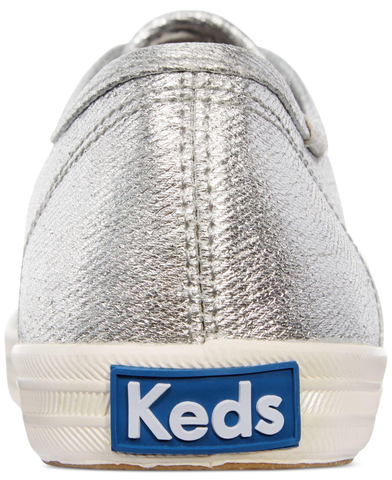 keds womens champion slip on