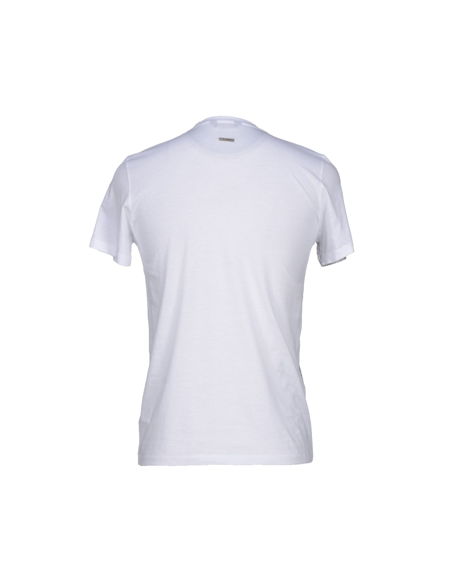 lyst guess t shirt in white for men. Black Bedroom Furniture Sets. Home Design Ideas