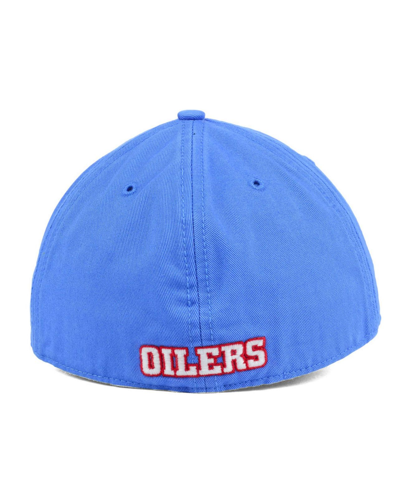 Lyst - 47 Brand Houston Oilers Franchise Cap in Blue for Men 7333ed730