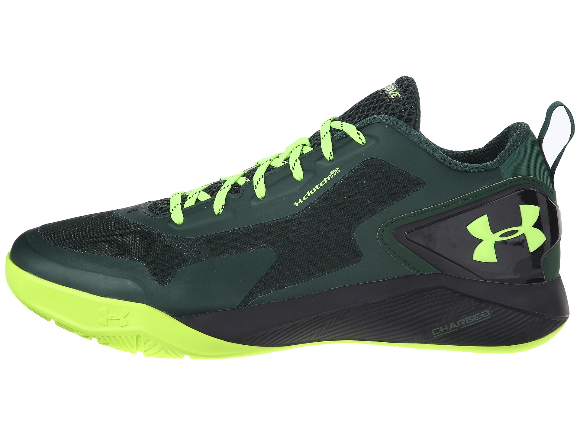 quality design 718fc d402f ... buy lyst under armour ua clutchfit drive 2 low in green for men fa8a0  d8423