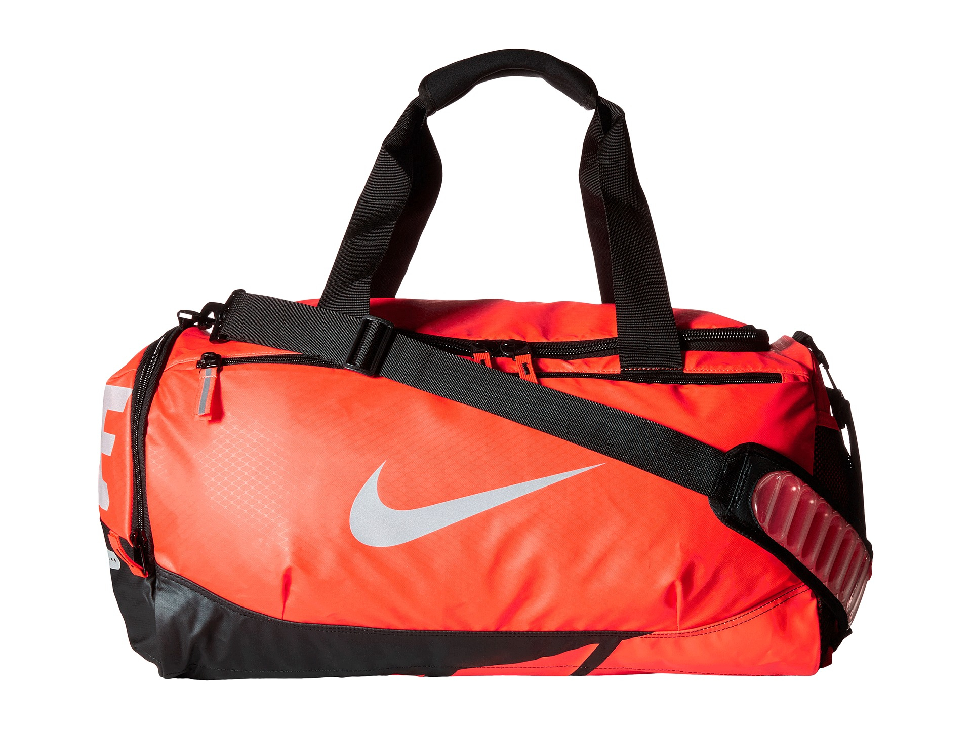 ... Bag  Lyst - Nike Vapor Max Air Small Duffel in Orange ... 3ce423695dc9d