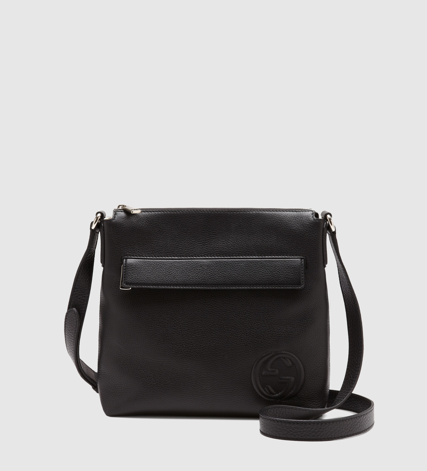 7f714e03f24d4e Gucci Mens Leather Messenger Bag | Stanford Center for Opportunity ...