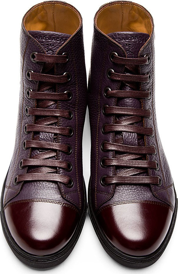 Nike Shoes Plum Color