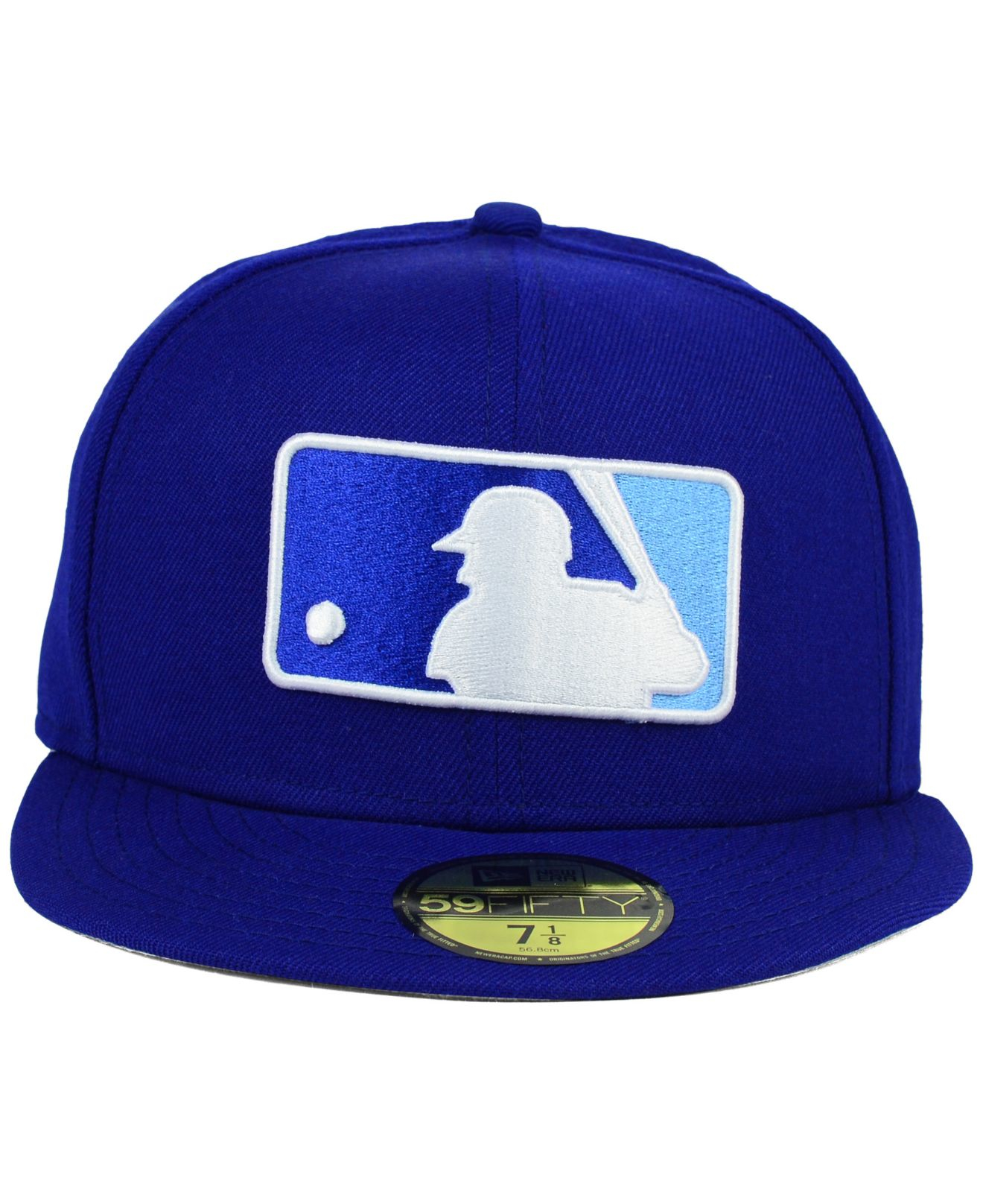 ... discount code for lyst ktz kansas city royals team logo man 59fifty cap  in blue for 6debeda4816c