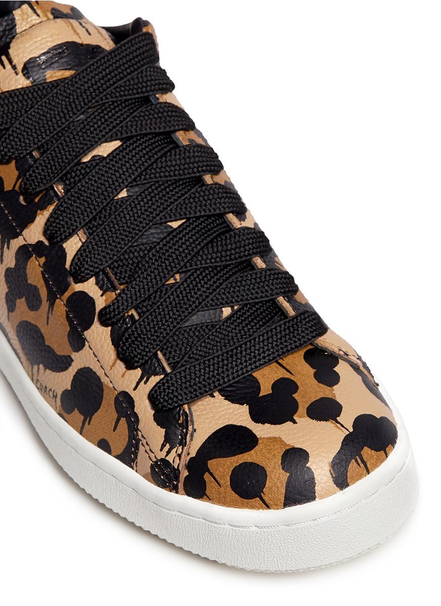 Coach Wild Beast Sneaker Coach UUafCeJ1fv