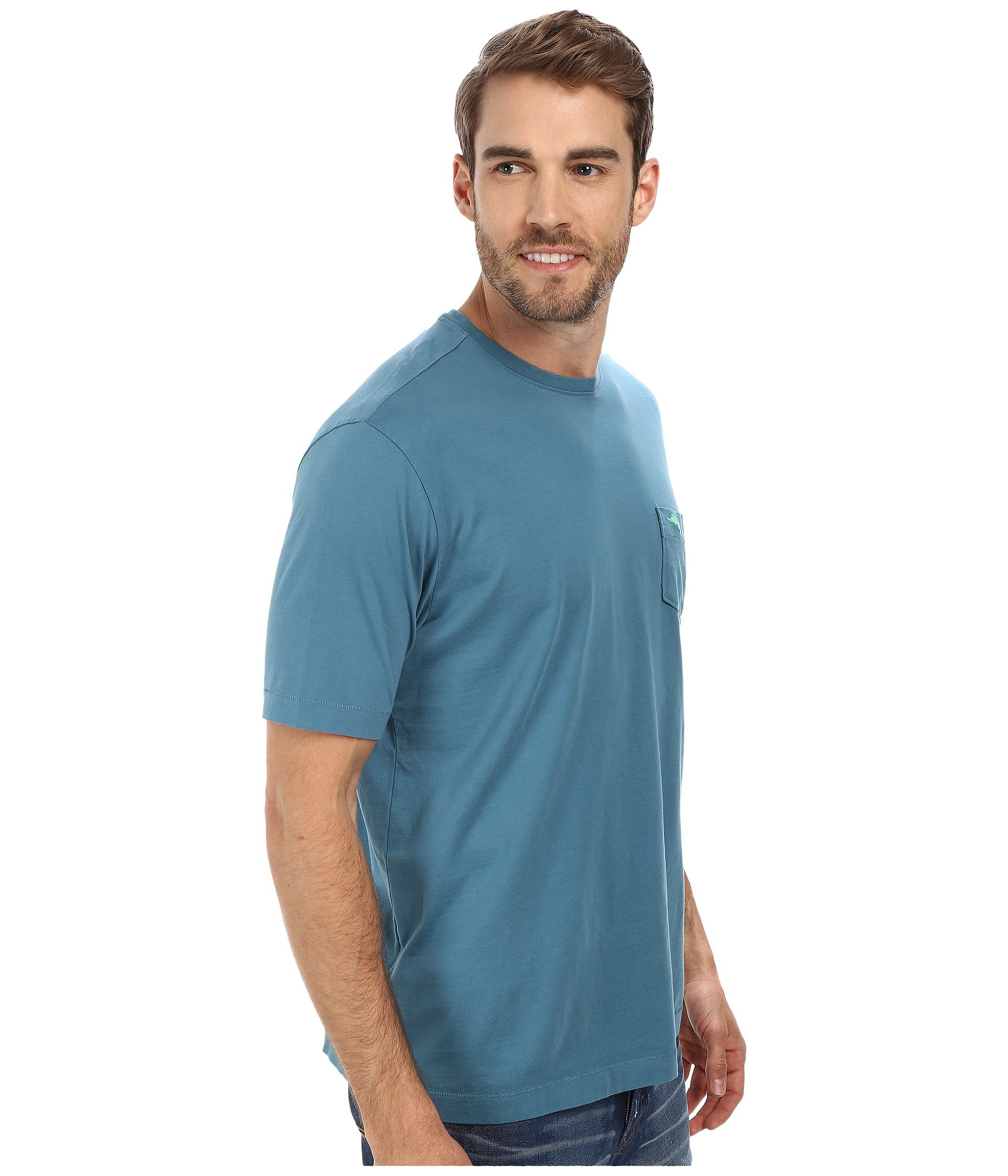Tommy Bahama New Bali Sky Tee in Blue for Men (Mariner)