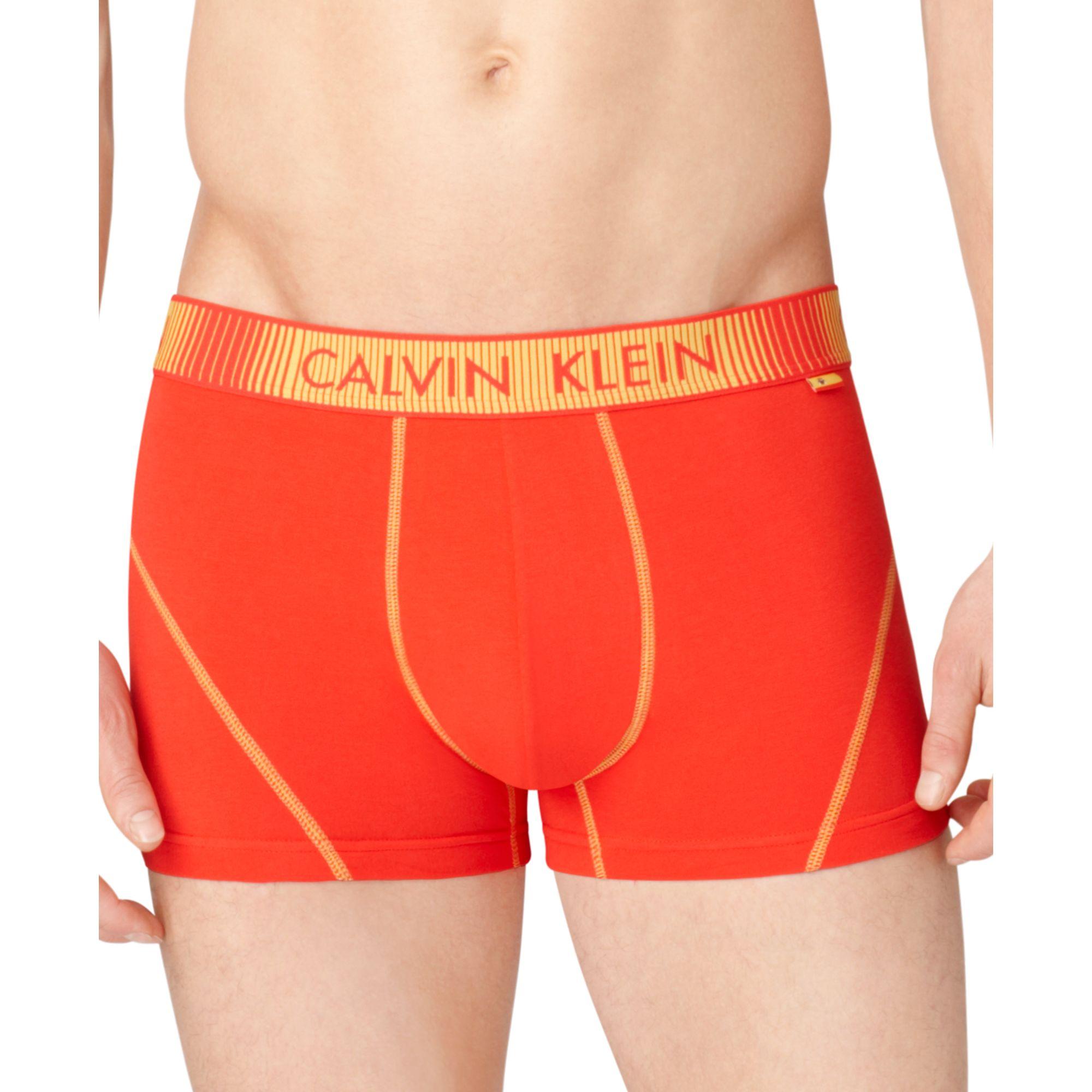 calvin klein mens global sport limited edition trunk in. Black Bedroom Furniture Sets. Home Design Ideas