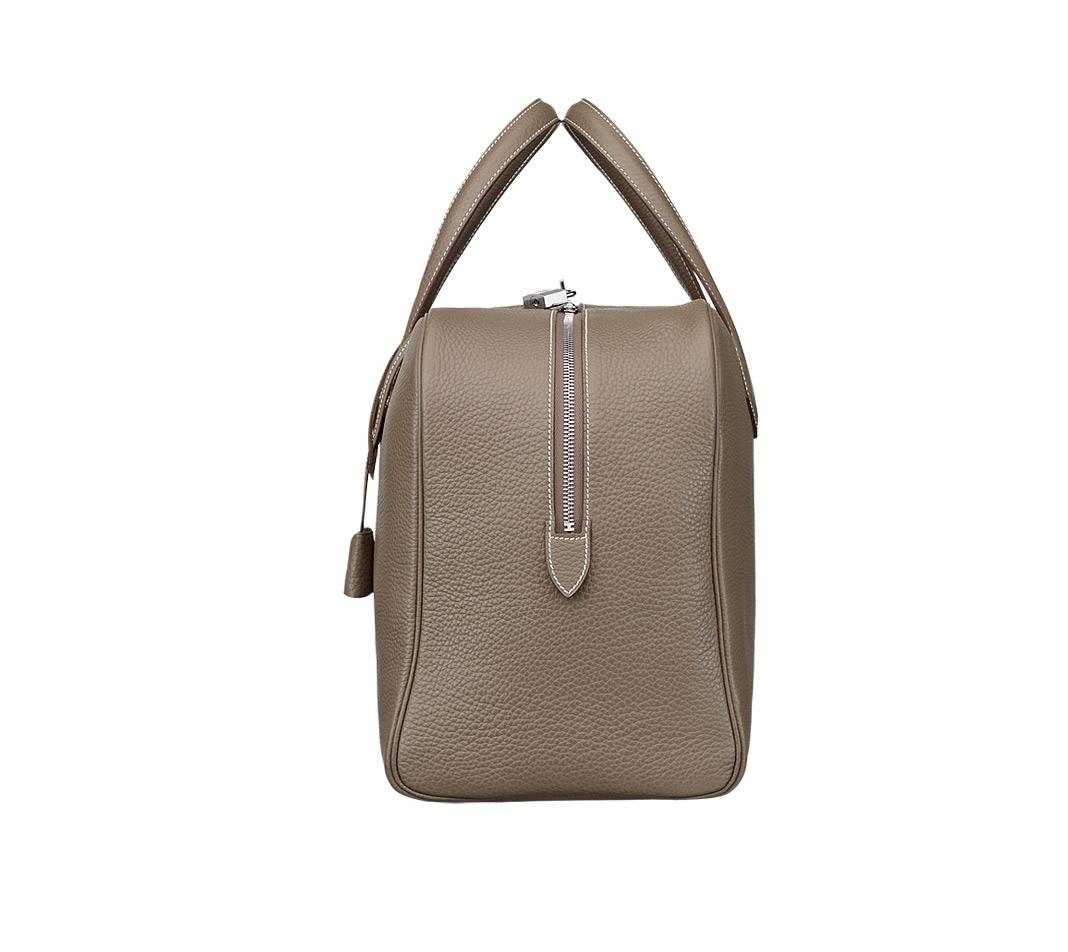 victoria ii hermes handbag in olive colour