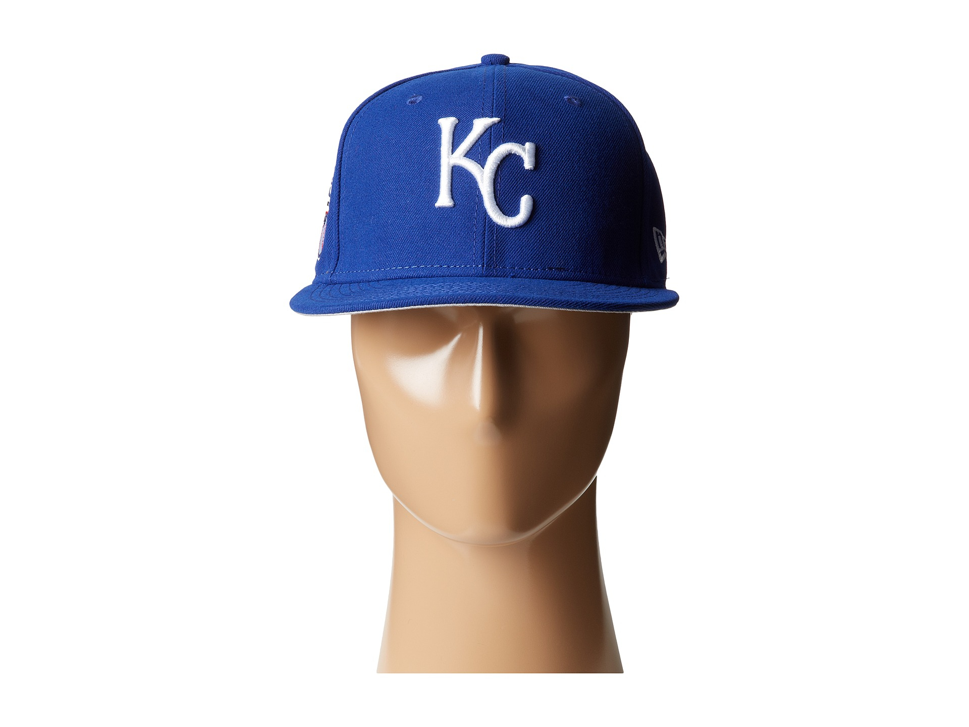 Lyst - Ktz Mlb Baycik Snap 59fifty - Kansas City Royals in Blue for Men 085d9a376080