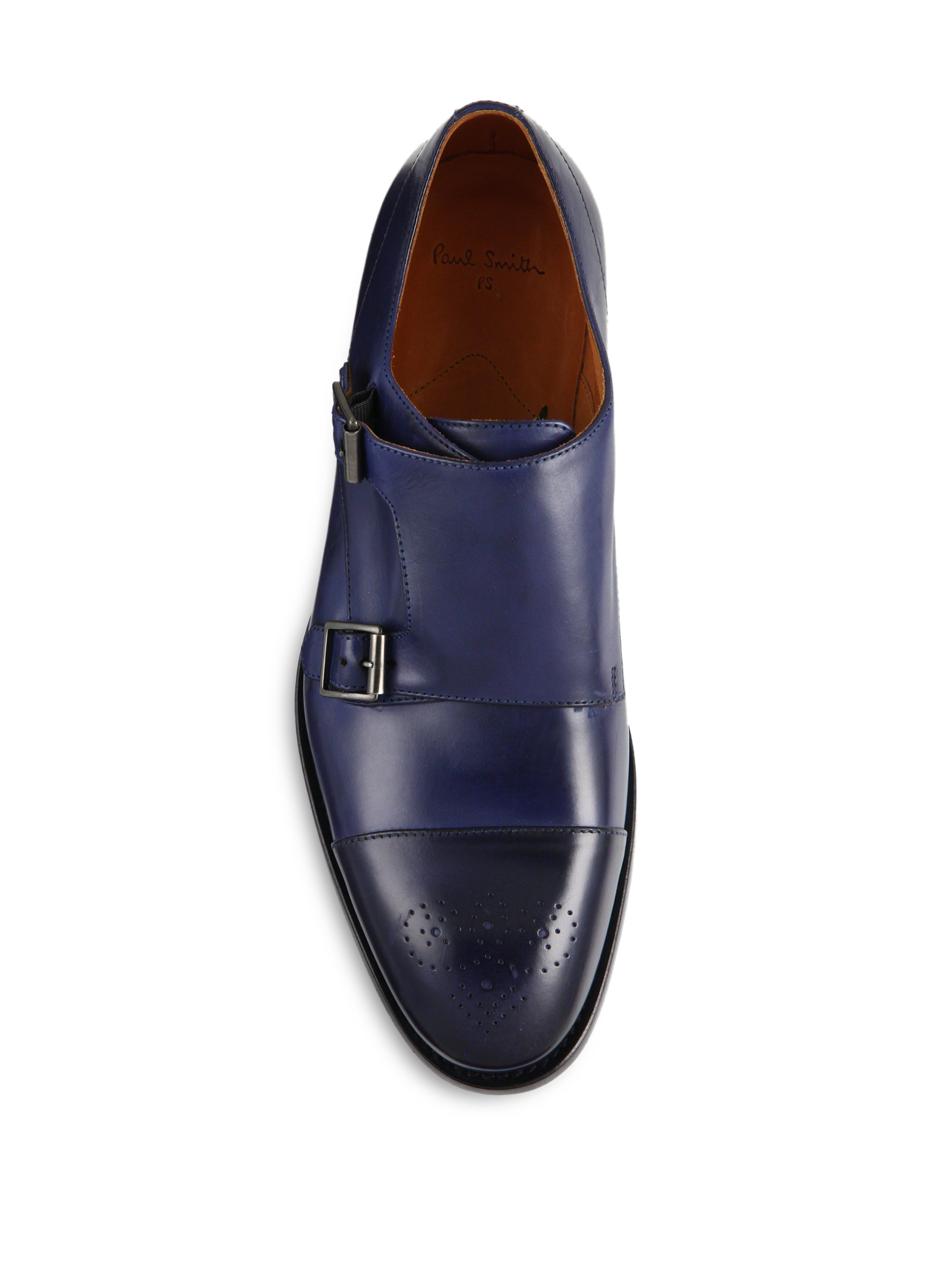 Church S Double Monk Shoes