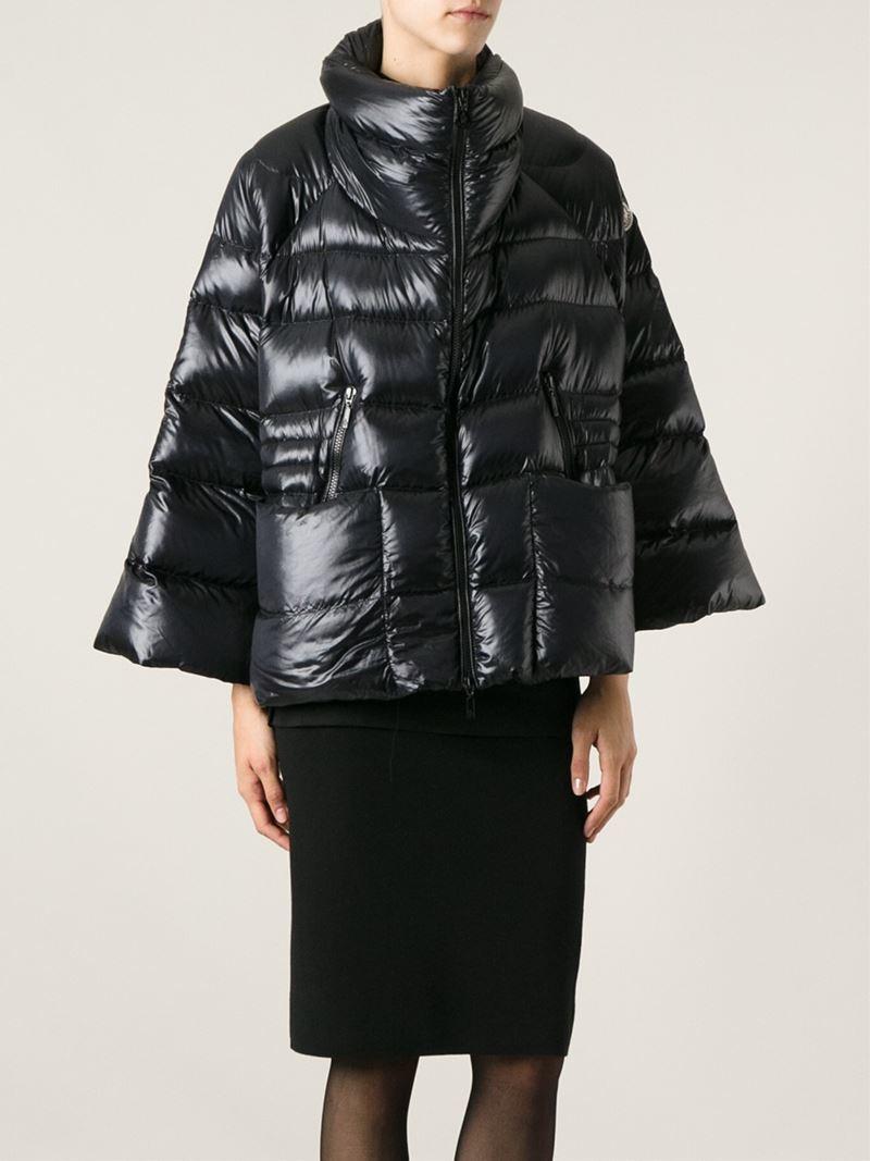 moncler cape jacket