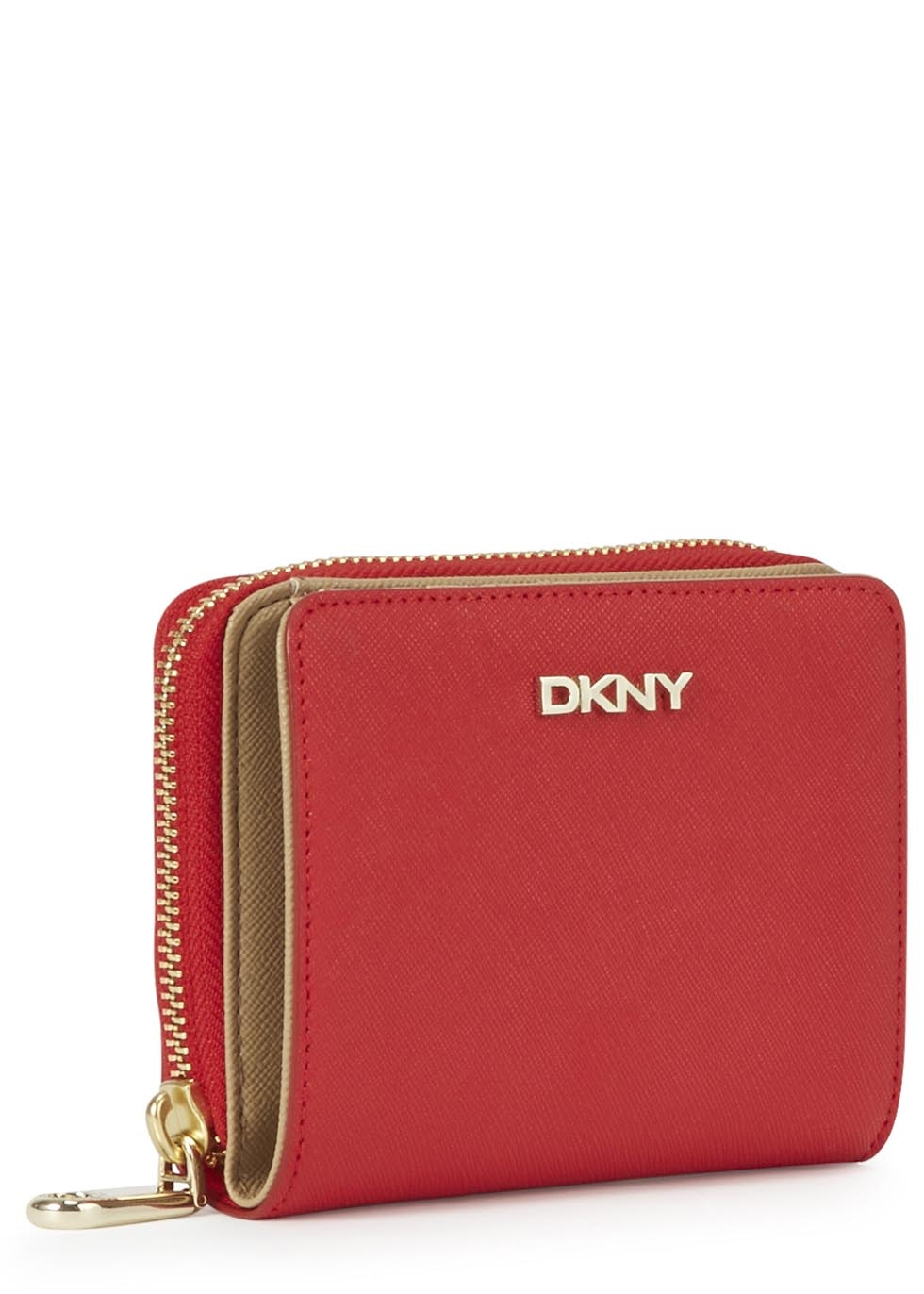 Lyst - Dkny Black Beekman French Grained Leather Carryall ... |Dkny Wallet
