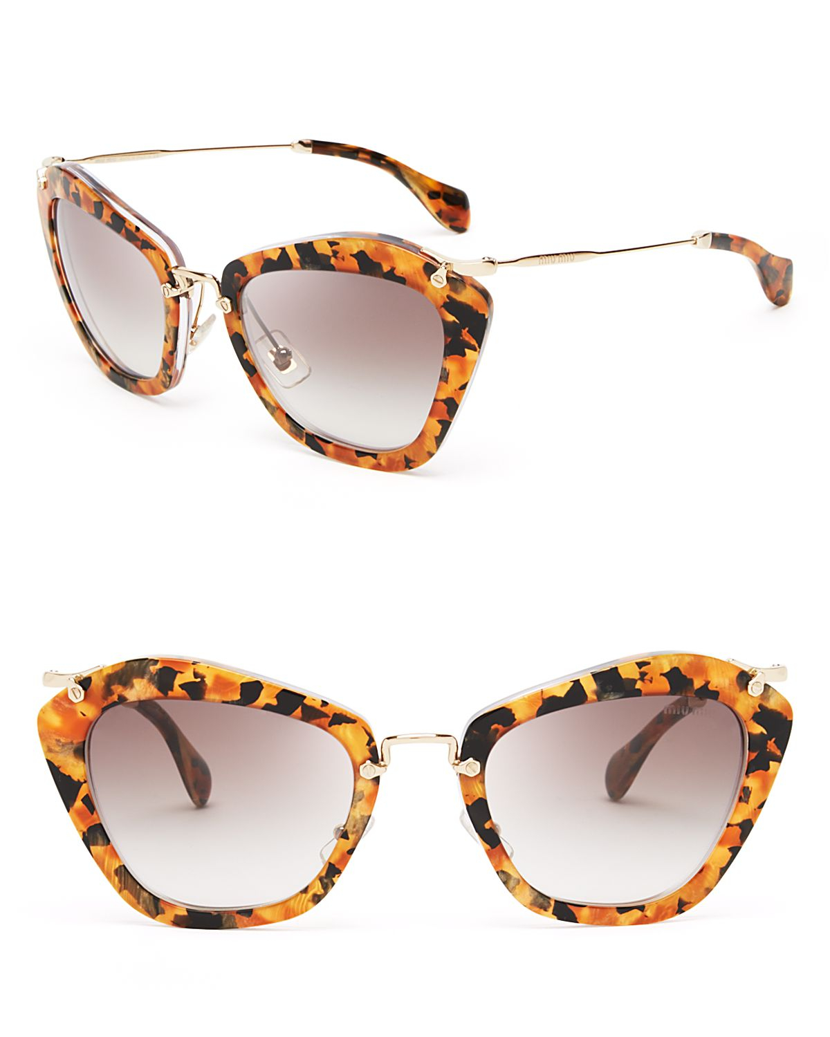new style 695af a2244 Miu Miu Sunglasses Cat Eye Ebay | Louisiana Bucket Brigade
