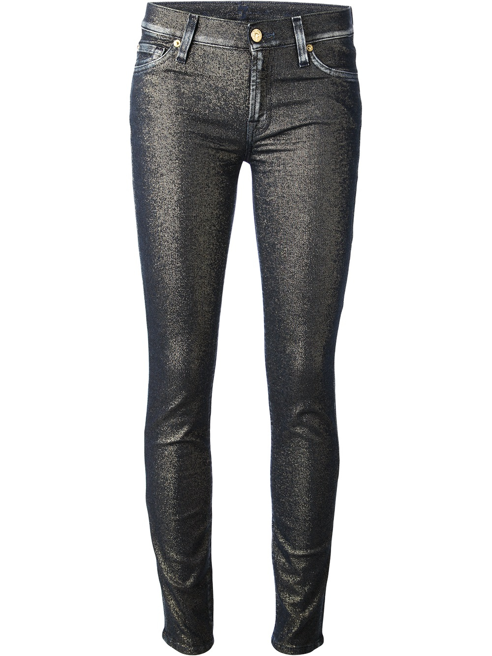 7 For All Mankind Women's Petite Size The Tailorless Dojo ...