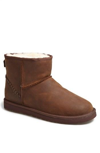 ugg men's classic mini deco boot
