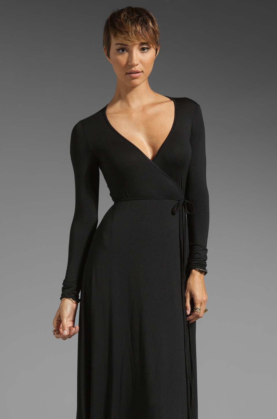 Rachel Pally Black Dress