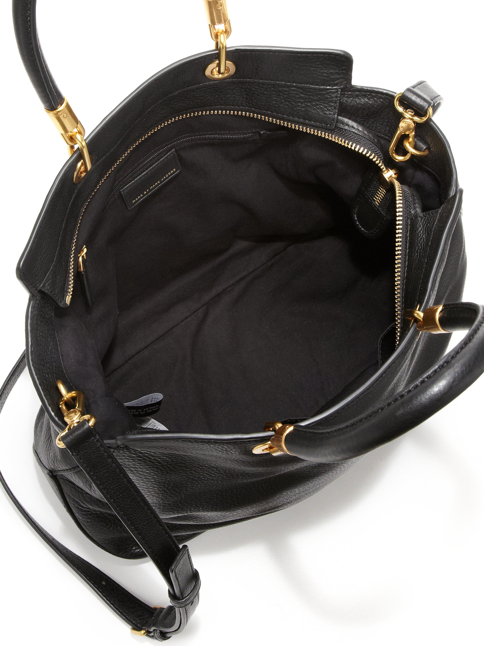 Marc Jacobs Bentley Leather Tote