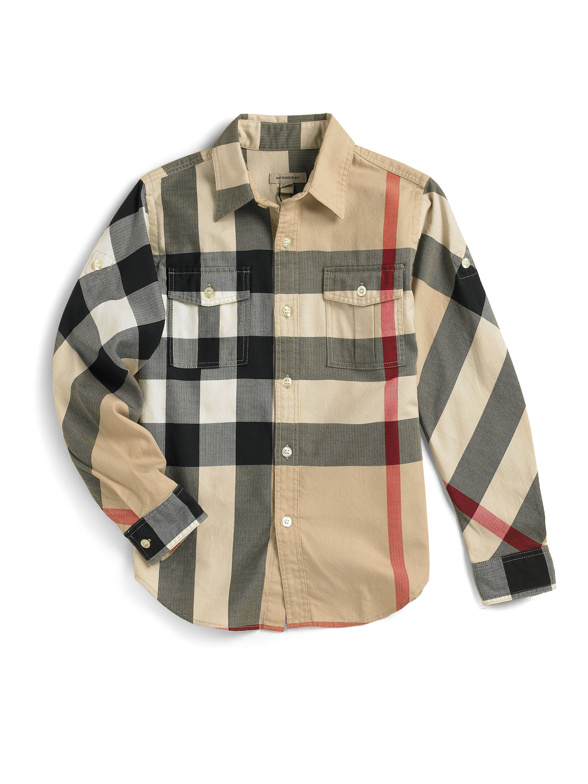 Lyst Burberry Kids in Natural for Men