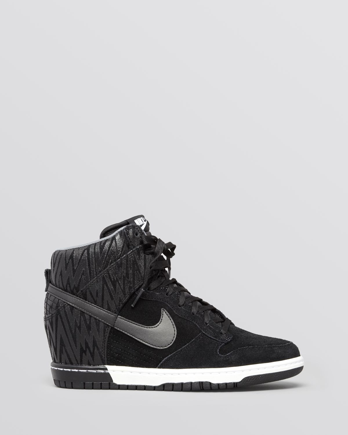 854bbc0a77b Gallery. Previously sold at  Bloomingdale s · Women s Wedge Sneakers  Women s Nike Dunk Women s Nike Dunk Sky Hi ...