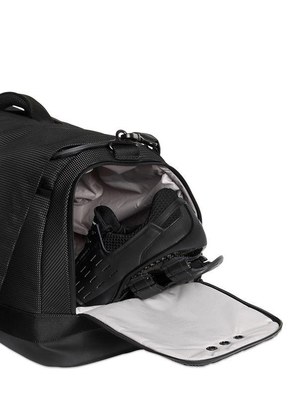 99259eeb5525 ... Lyst - Porsche Design Team Duffle Gym Reflective Bag in Gray ...