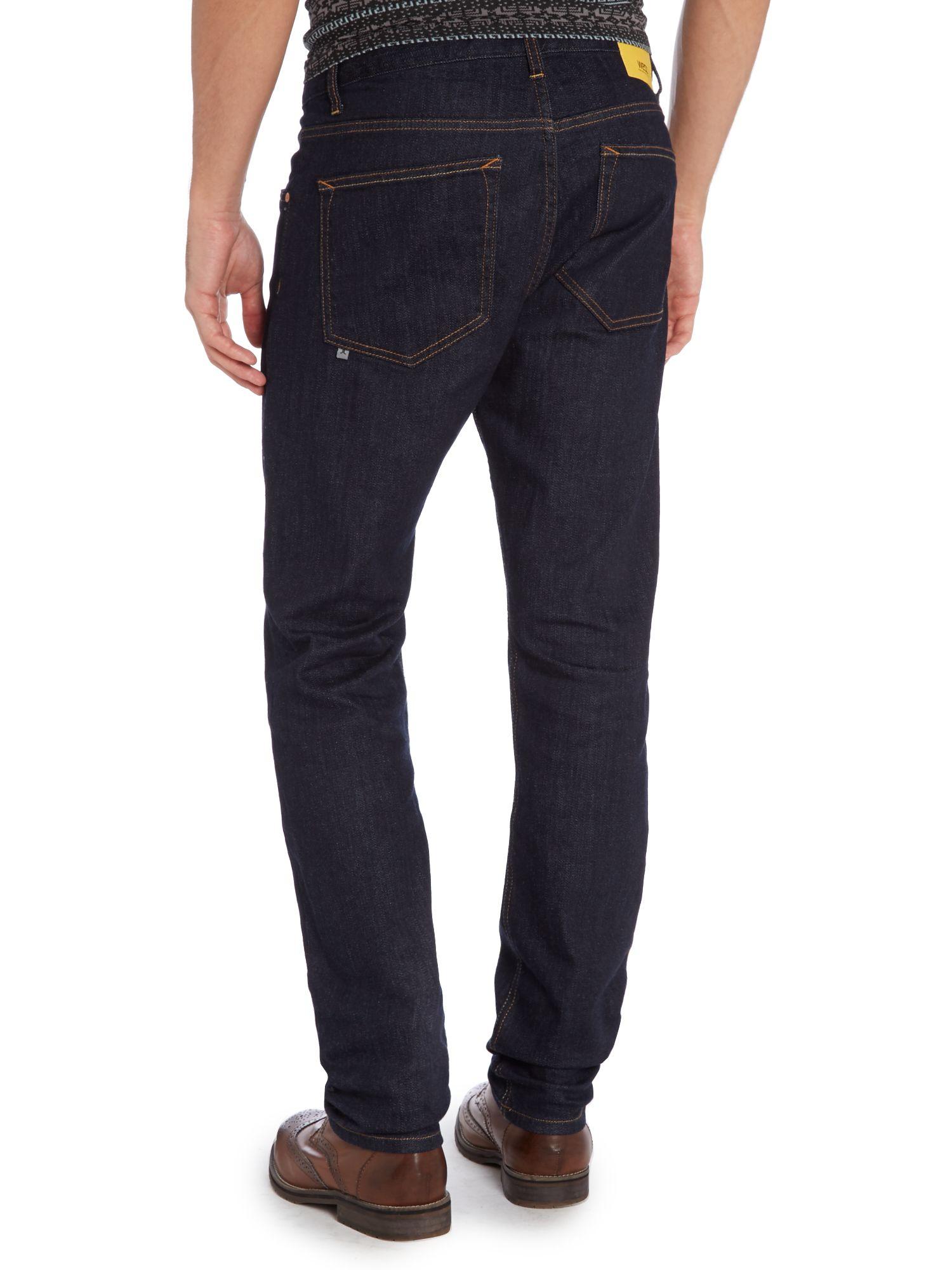 Wesc Denim Eddy Jeans in Indigo (Blue) for Men