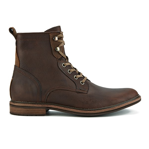 7eb6d8c3692 UGG Men's Selwood Lace-up Leather Boots in Brown for Men - Lyst