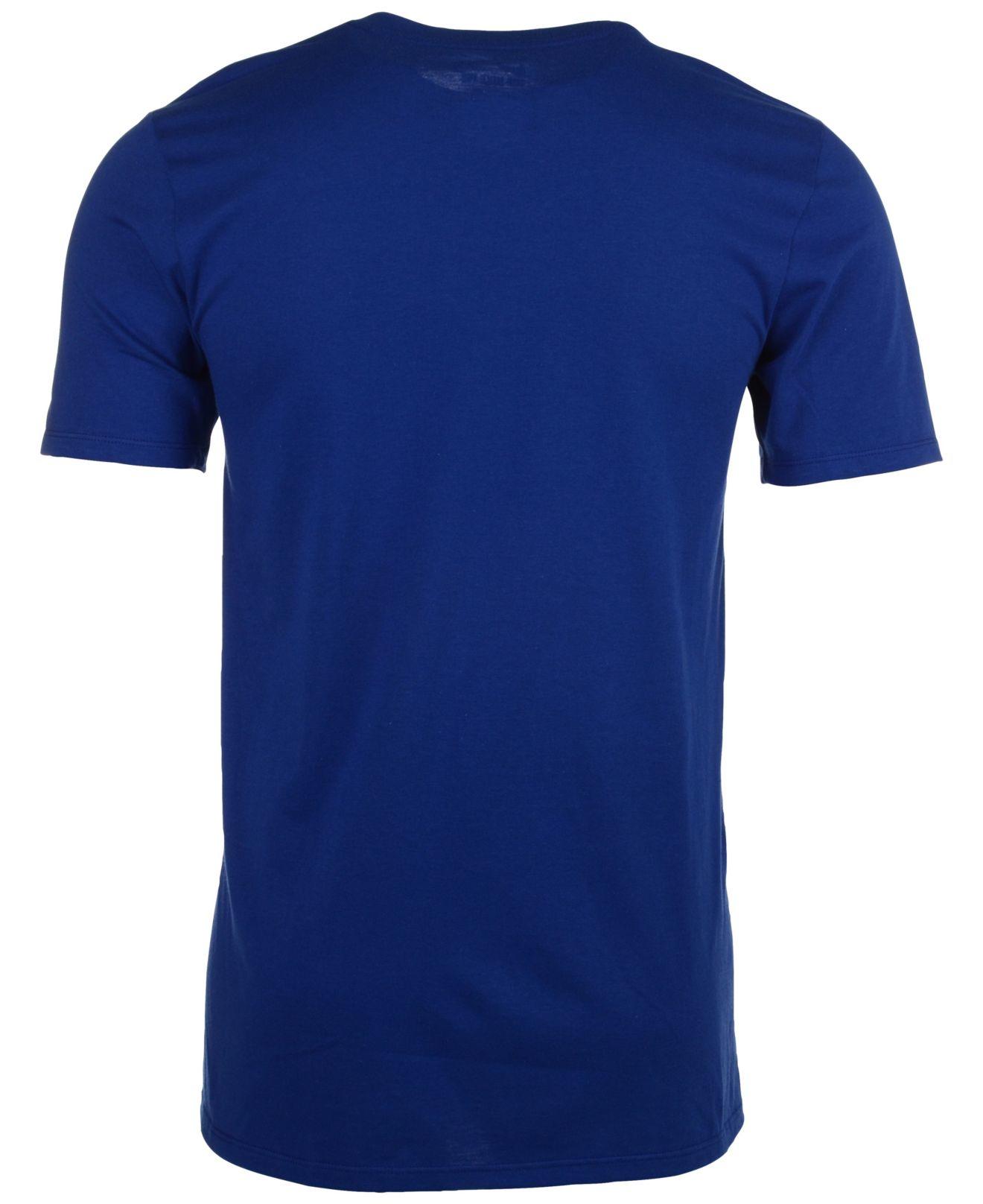 Plain Navy Blue T Shirt Mens   ANLIS