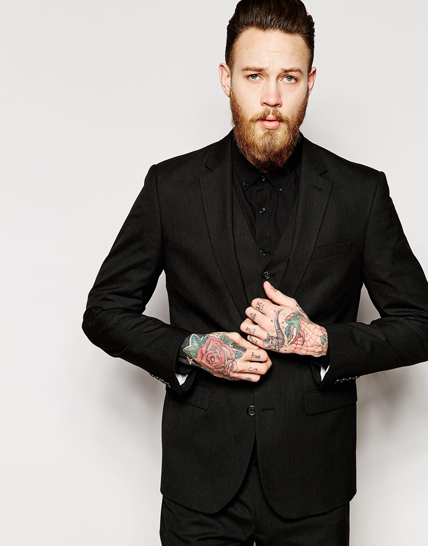 Cheap Black Suits For Men 2017 | Lxmsuite - Part 724