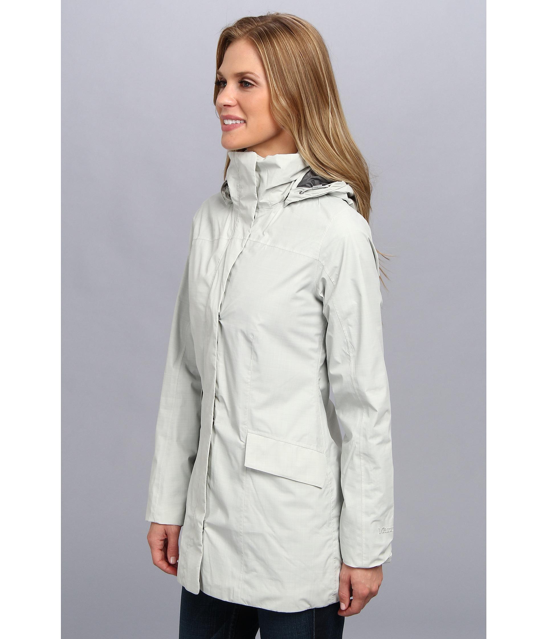 Marmot whitehall rain jacket women's